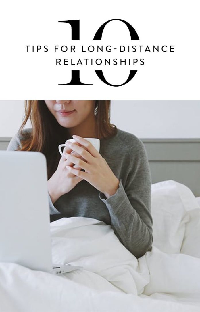 Dating long distance tips