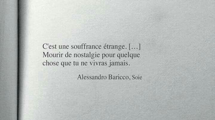Quotes About Missing Vous M Avez Fait Mourir De Nostalgie