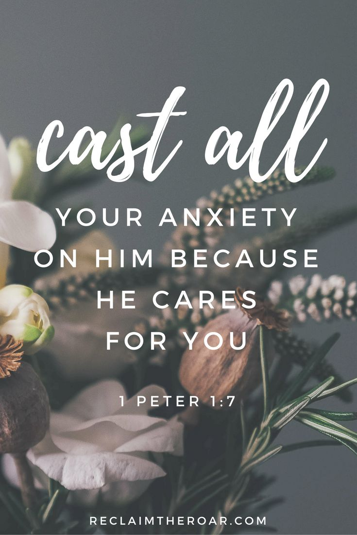 quotes about trust in him anxiety depression bible verses