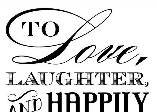 Beautiful Wedding Quotes About Love To Laughter And Hily Ever After Koozie By Cmeahan On Etsy One Of My F