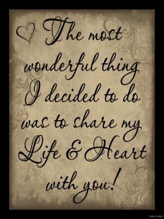 Beautiful wedding quotes about love wedding decoration idea share quotation image junglespirit Gallery