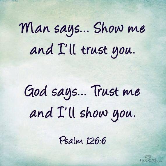 Quotes about Trust in Him : Too often we trust the wrong ...