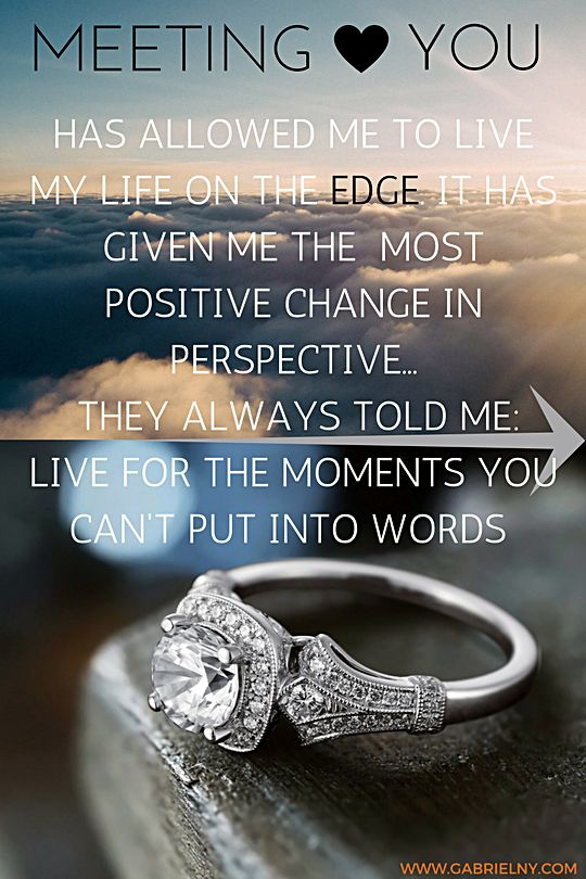 Long Distance Love Quotes My Whole Perspective Of The World Has