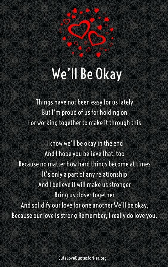 Long Distance Love Quotes Troubled Relationship Poems For Her1