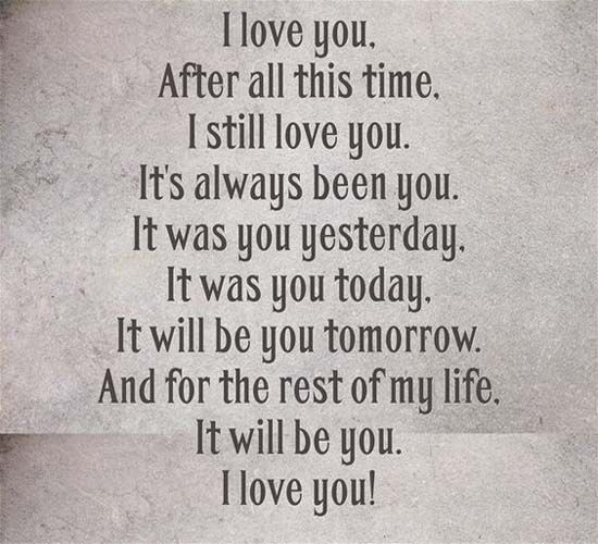 Love Quotes For Her I Still Love You Quotess Bringing You