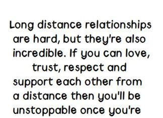 Love Quotes For Her Long Distance Relationships Are Hard But They