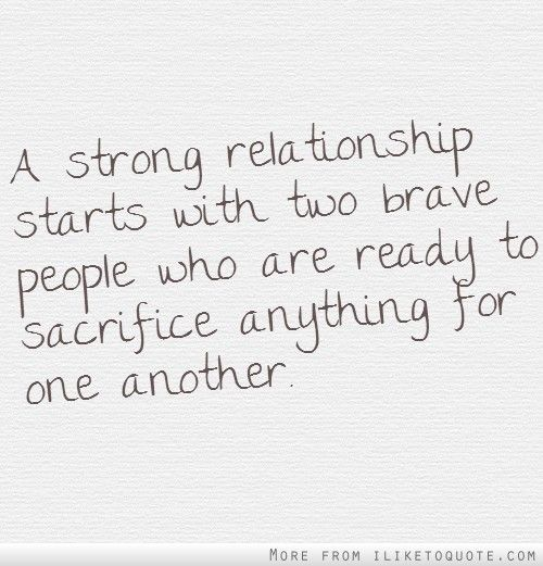 Quotes About Strong Relationship Cool Long Distance Quotes  A Strong Relationship Starts With Two Brave