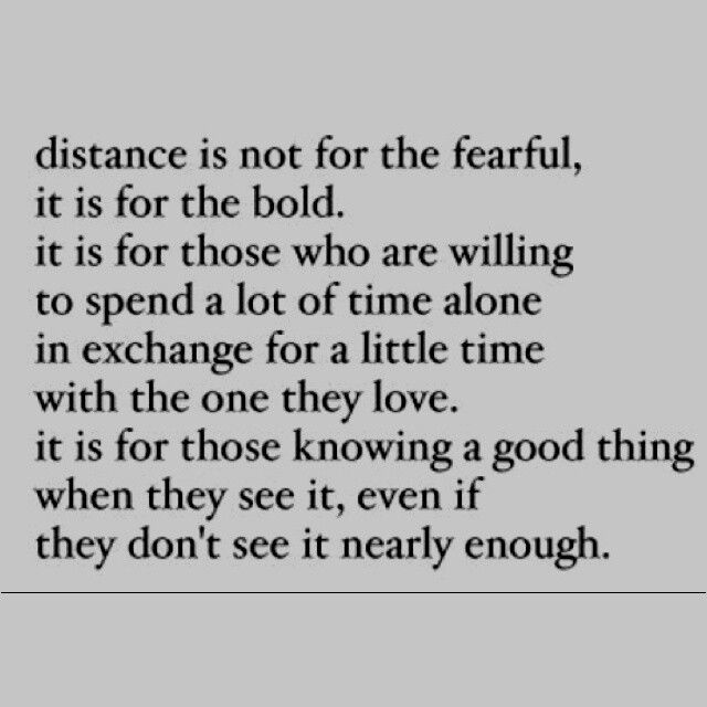 Long Distance Quotes As Hard As Those First Two Years Were I