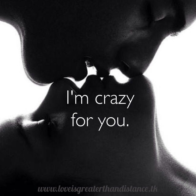 crazy thinking about you
