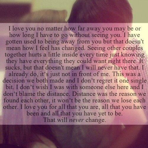 Inspirational Love Quotes For Long Distance Relationships: Long Distance Quotes : Long Distance Relationships Are Not