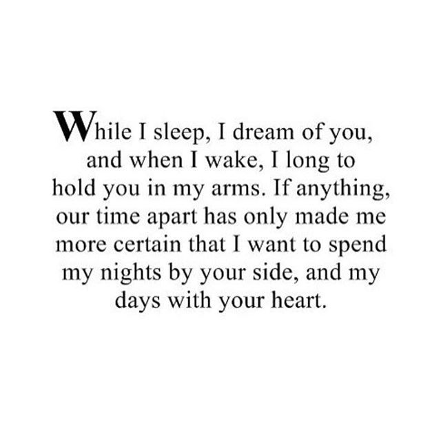 Long Distance Quotes : To my wifey... - Quotess | Bringing ...