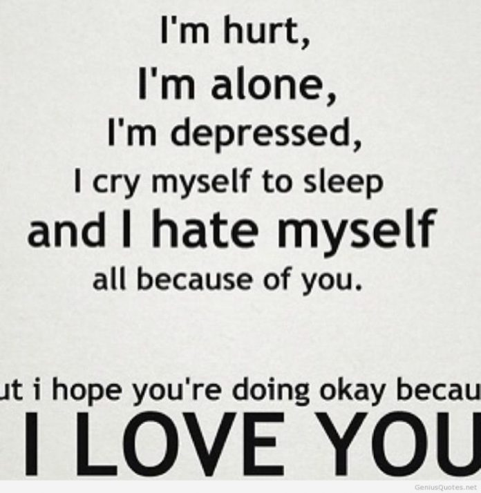 Love Quotes Love Unique Love Quotes For Her Love Quote  Love  Sad Broken Heart Quotes