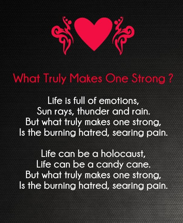 Strong Life Quote Amusing Love Quotes For Her Strong Love Poems…  Quotess  Bringing You