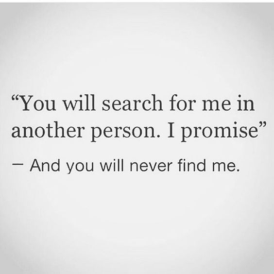 "I Promise Quotes Entrancing Love Quotes For Her ""You Will Search For Me In Another Person I"