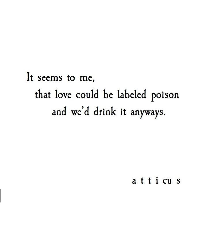 Top Quotes About Love Atticus Poetry Atticuspoetry