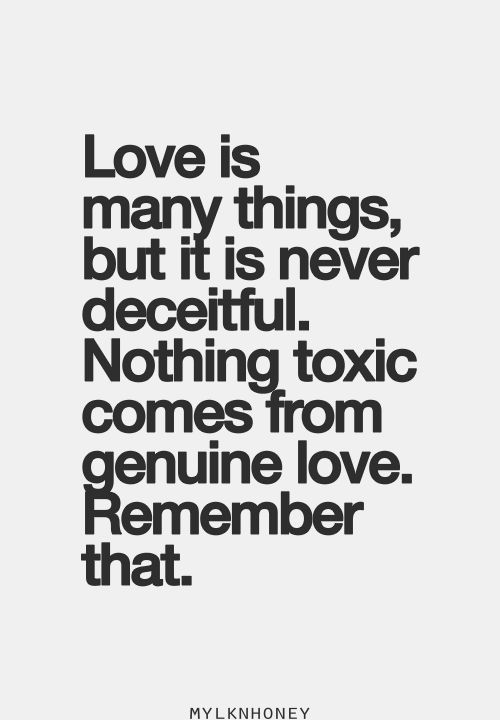Genuine Love Quotes Amazing Top Quotes About Love Nothing Toxic Comes From Genuine Love