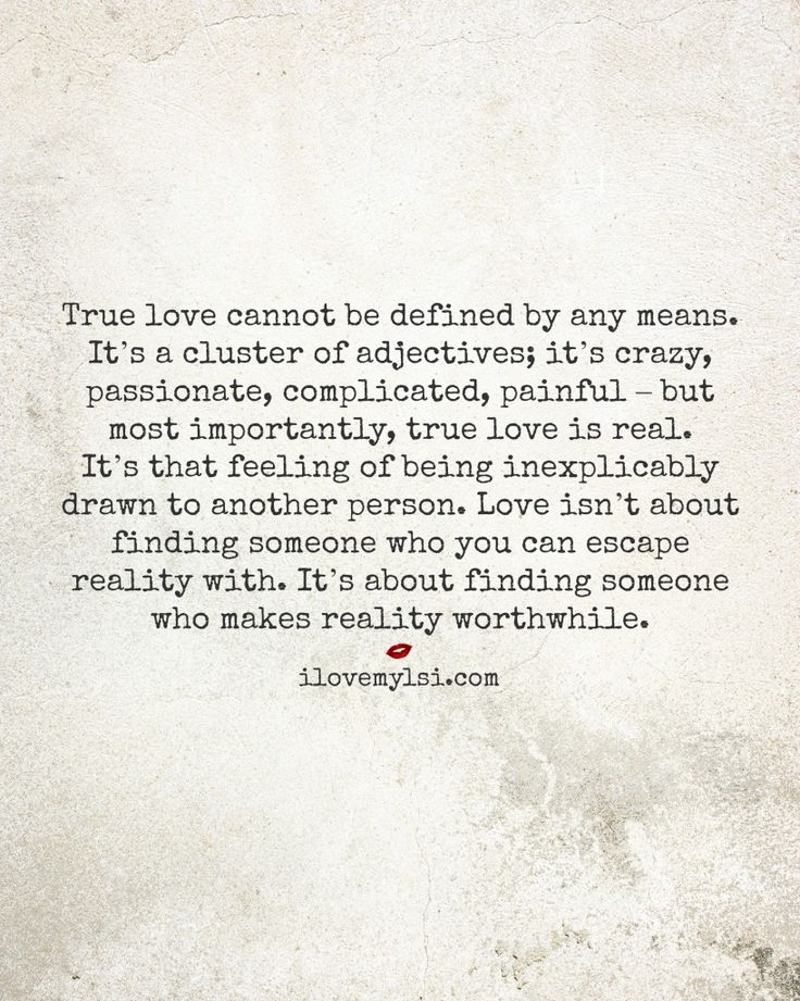 Quotes About Love: