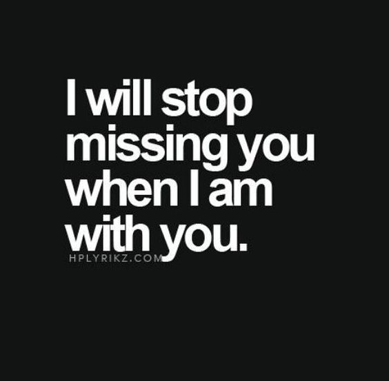 I Miss You Quotes For Her: Quotes About Missing : 35 I Miss You Quotes For Her