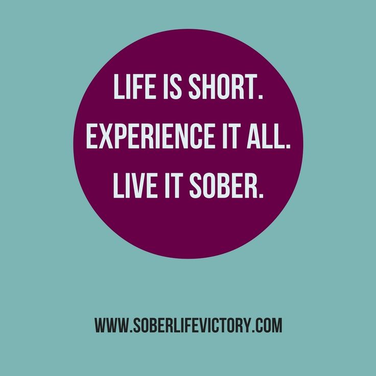 sober life quotes
