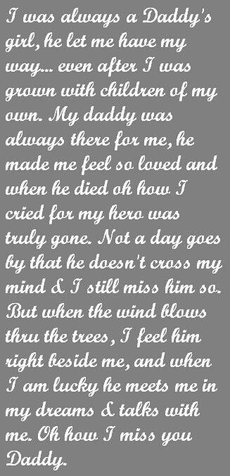 Quotes About Missing I Miss My Daddy I See Him In The Moon Feel