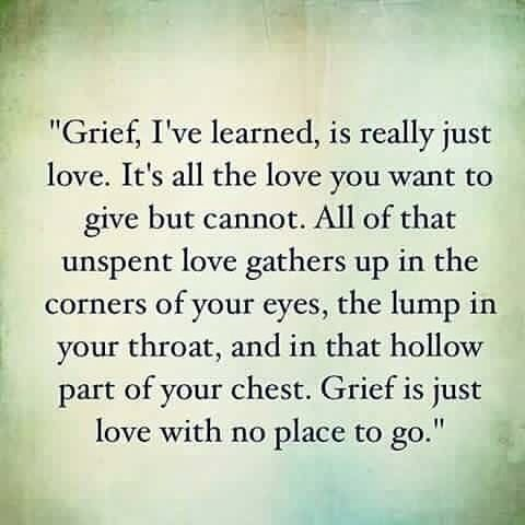 Quotes About Death And Love Alluring Quotes About Missing  Grief Isn't Always Because Someone Died