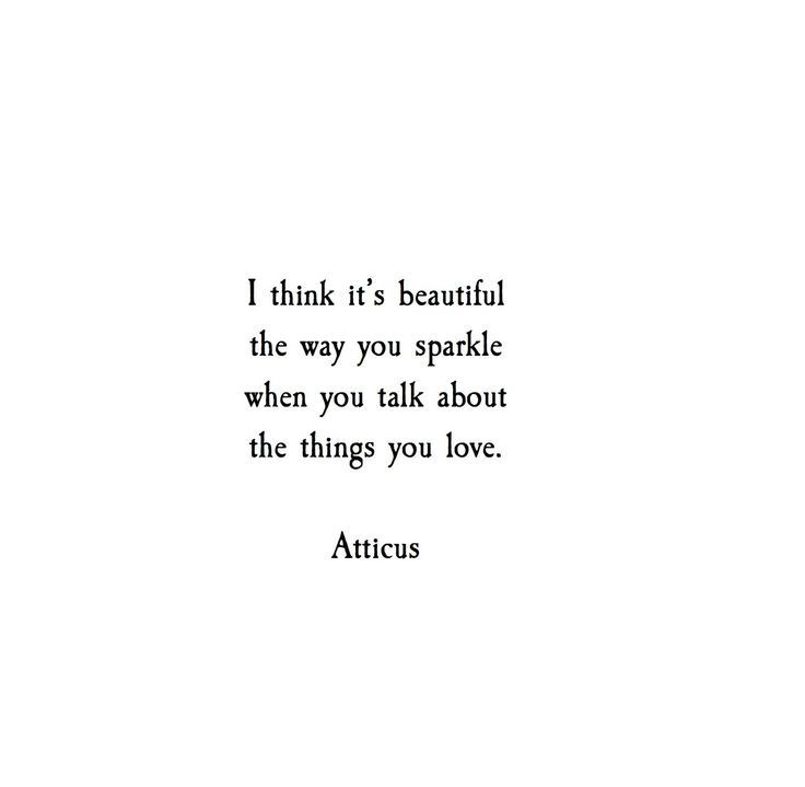 Quotes About Missing Atticus Poetry For Love