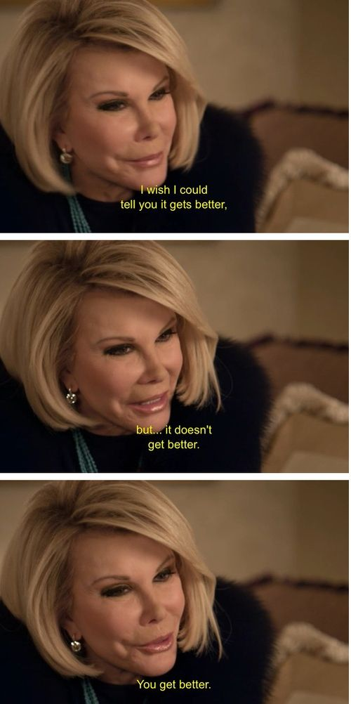 Celebrity Quotes : Joan Rivers... - Quotess | Bringing you ...