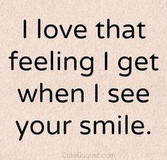 Love Images And Quotes Entrancing Love Quotes For Her From My Everything ❤ Her Smile Quotes