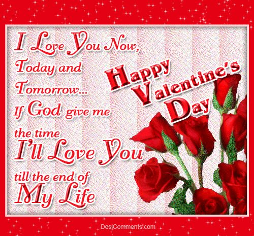 Valentine Love Quotes For Her Magnificent Love Quotes For Her Happy Valentines Day…  Quotess  Bringing