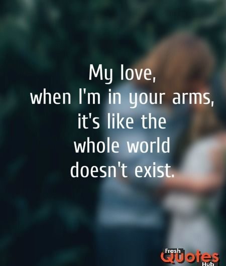 mushy love quotes for him