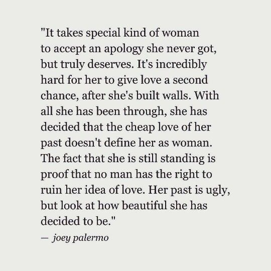 Love Quotes For Her It Takes A Special Kind Of Woman To Accept An