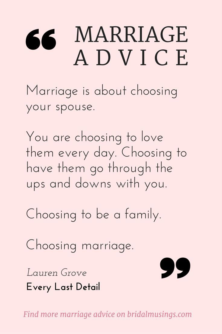 Quotes On Love And Marriage Quotes About Love  Marriage Is A Choicebeautiful Advice From
