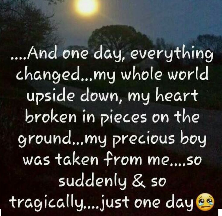 I Miss My Son So Much Quotes