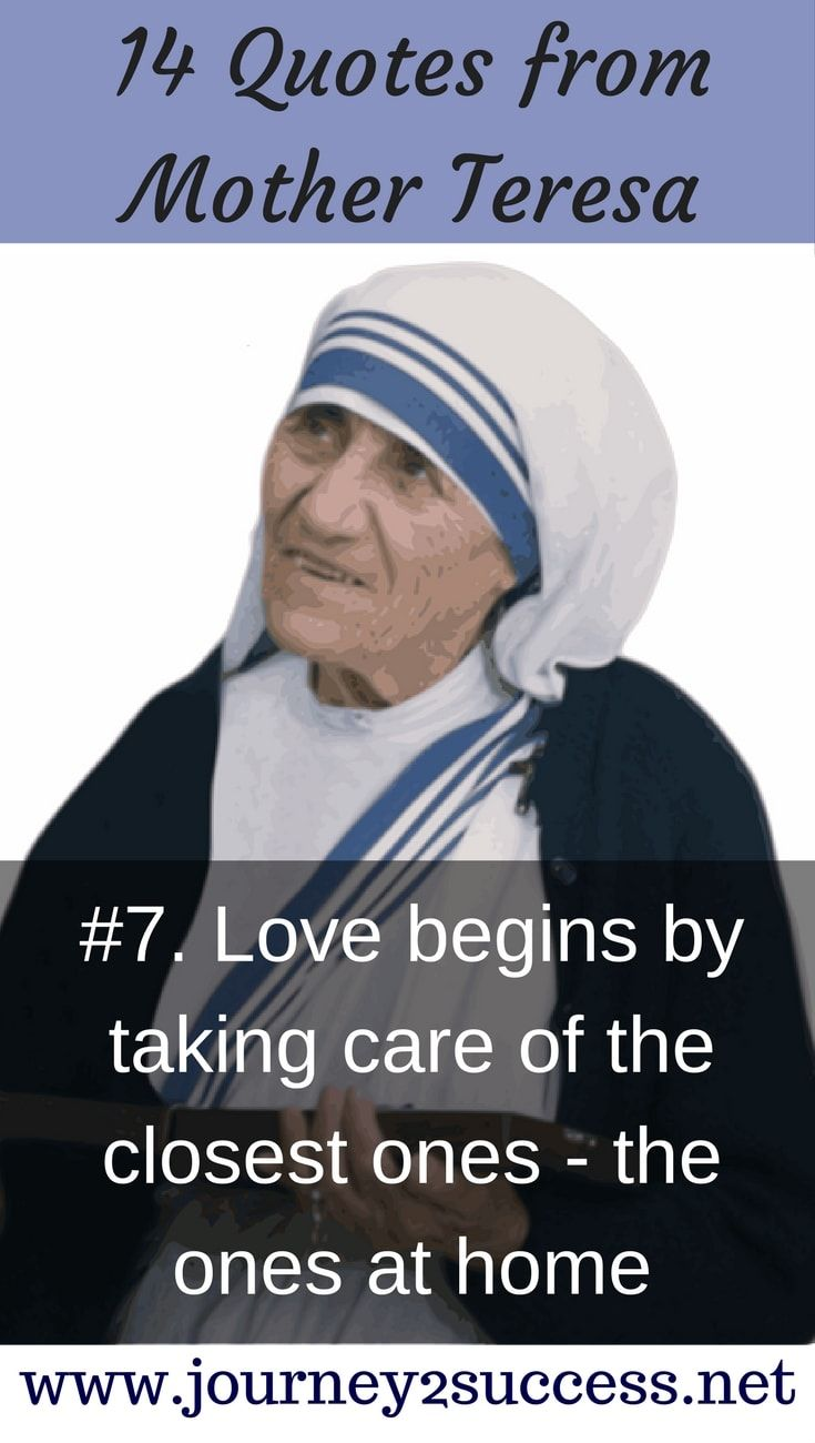 Life Quotes Mother Teresa New Quotes About Life  Famous Quotes  14 Memorable Quotes From