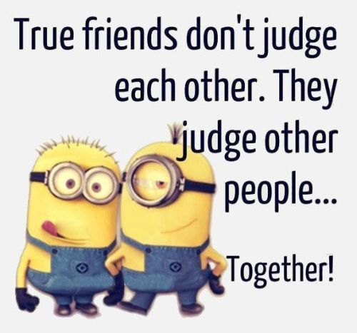 Funny Quote About Friendship Mesmerizing Best Funny Quotes  Top 30 Funny Minions Friendship Quotes