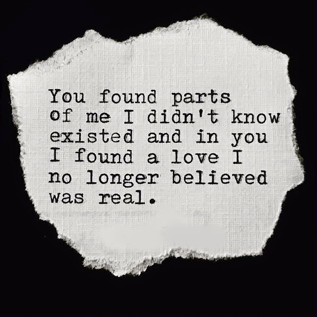 A Love Quote Classy Love Quotes For Her In You I Found A Love I No Longer Believed