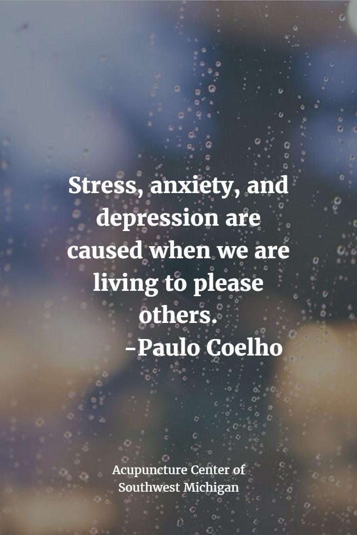 Inspirational Quotes For Depression Quotes About Life  Stress Anxiety And Depression Are Caused