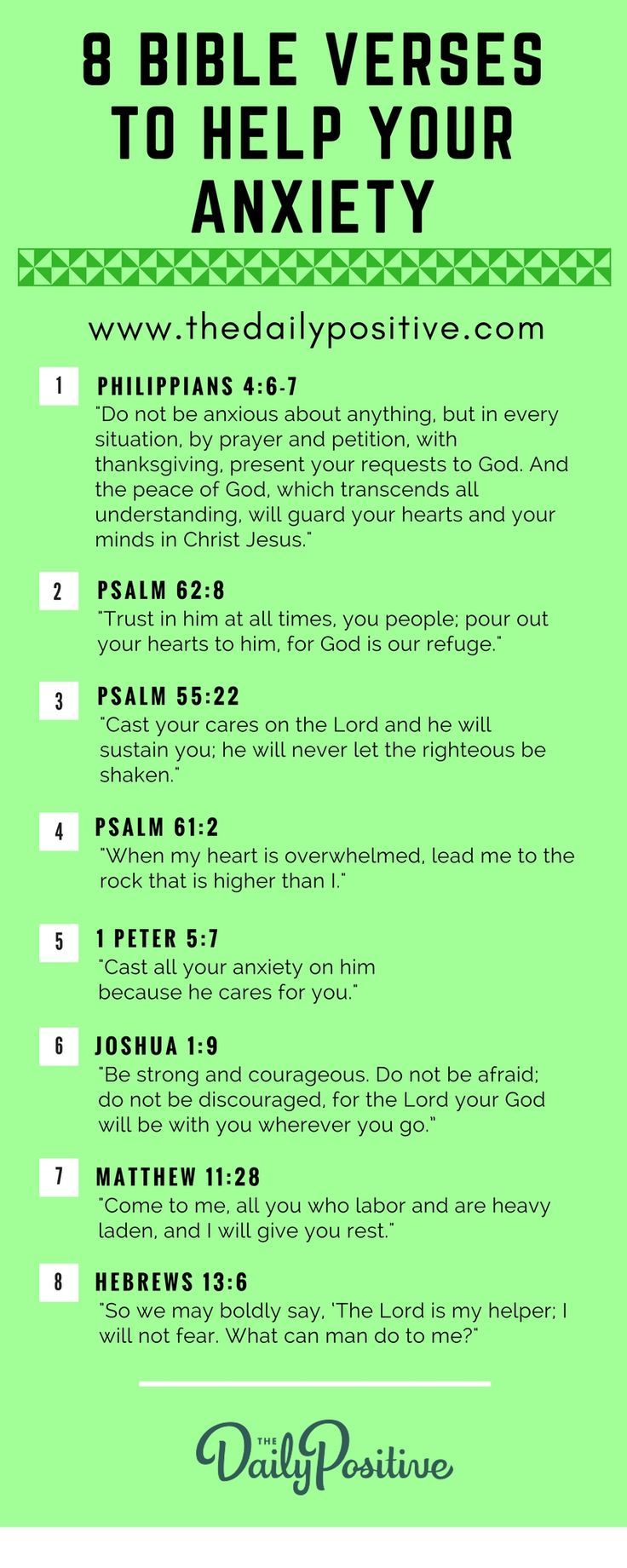 Todays Prayer Quotes Quotes About Strength  8Bibleversesforanxiety1…  Quotess