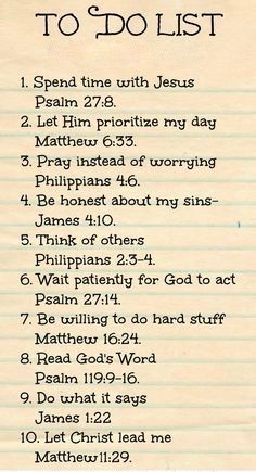 Quotes About Strength Bible Verses To Do List Faithfully