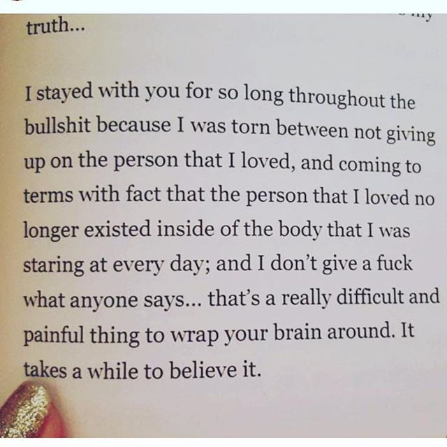 Strength Quotes : A page from my book 'Letters To My Ex