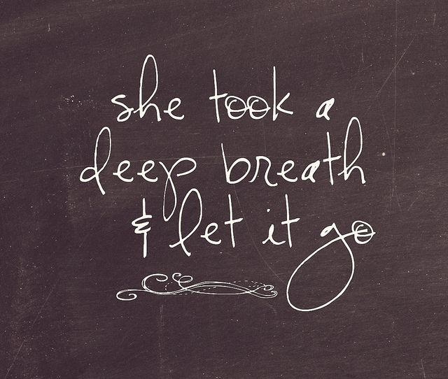 Strength Quotes : let things go... - Quotess | Bringing you ...