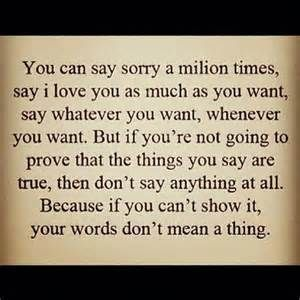 What to say to someone you love in words