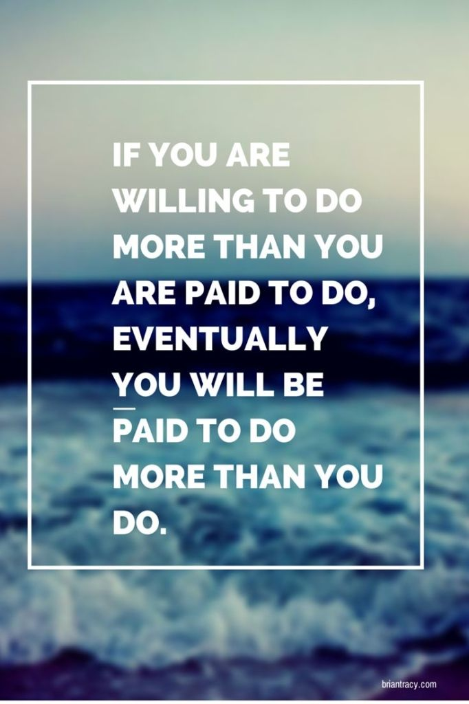 Thought For The Day Quotes Interesting Work Quotes  Thought For The Day If You Are Willing To Do More