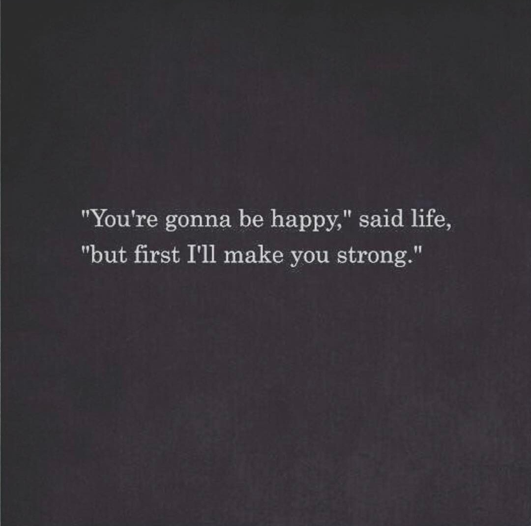 Make A Quote Love Quote  Remanenceoflove But First I'll Make You Strong