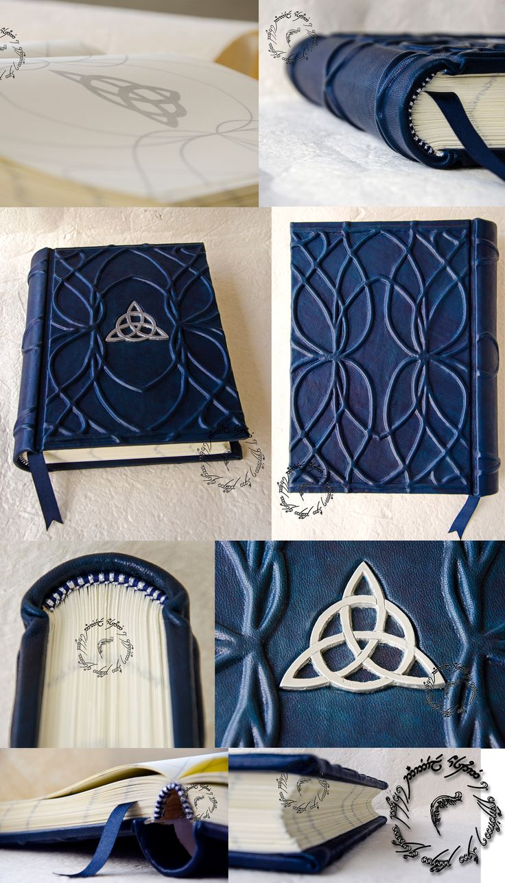 Homemade Book Cover Ideas : Life style quotes a beautifully made elven inspired book