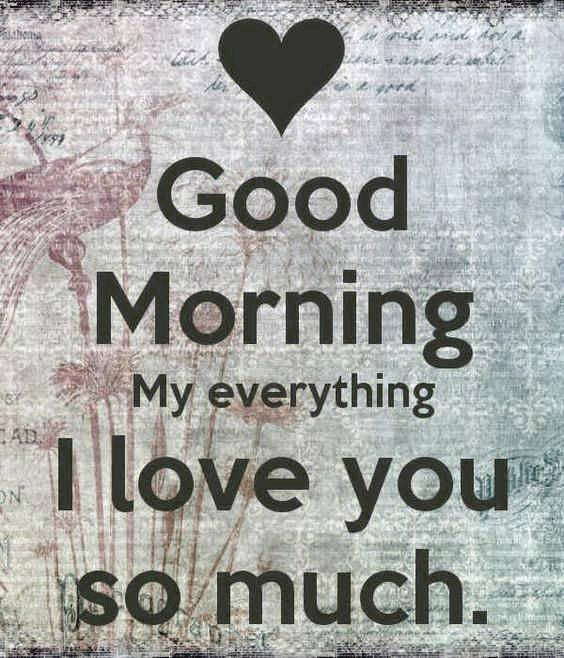 Good Morning My Love Quotes For Him Stunning Long Distance Love Quotes  Good Morning My Love I Hope You Are