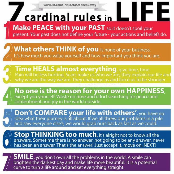 7 Rules Of Life Quote Simple Strength Quotes  7 Rules Of Life  Quotess  Bringing You The