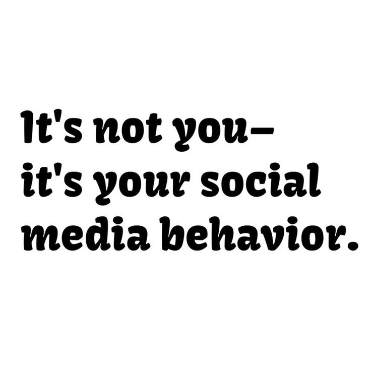 Quotes About Social Media Work Quotes  It's Not Me I'ts You — It's Your Social Media .