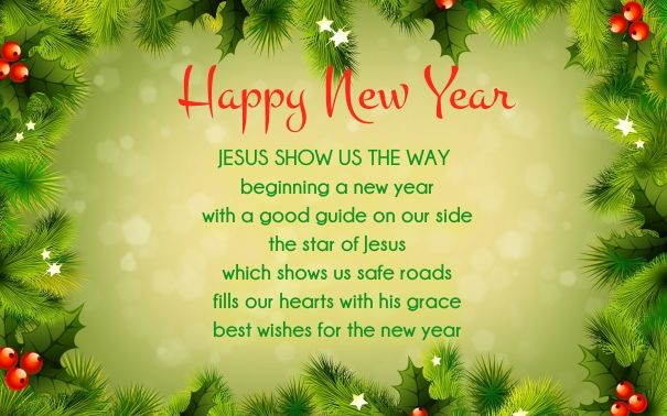 happy new year quotes christian new year wishes image