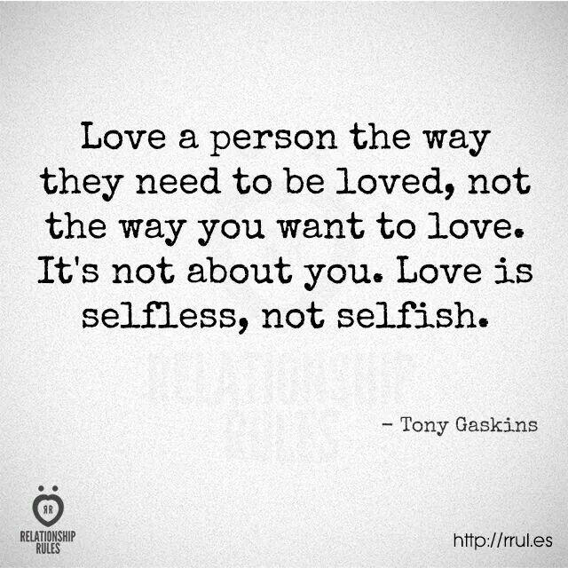 Need Love Quotes Stunning Love Quotes For Him  Love A Person The Way They Need To Be Loved